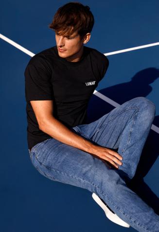 T-shirt - XS, Black