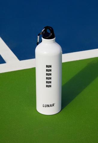 Drinking bottle - 750 ml, White